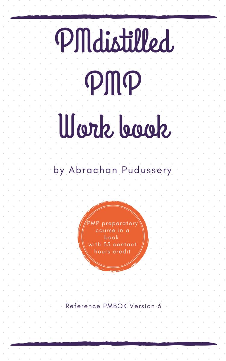 PMdistilledPMPWork book